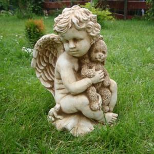 161-aniol-z-misiem