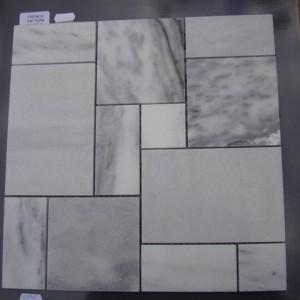 pattern white sky