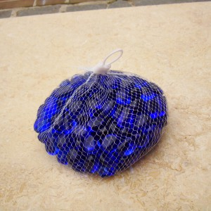 DSC05812 otoczak szklany niebieski